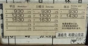 コジマNEW和歌山店前ポスト4