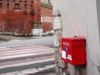 ヴァヴェル城北側・カノニチャ通り入り口ポスト1