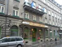クラクフ・ホテル・フランキュスキーポスト3