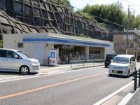 ローソン瀬戸越二丁目店(2011/8/11撮影)