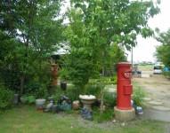古裂と暮らしの七草の庭
