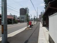 藤江会館前 設置場所周辺