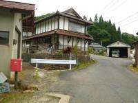 広電バス吉和車庫付近2