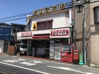 近江屋酒店前