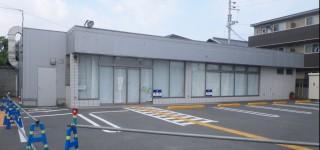 旧ローソン松山山西町店