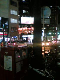 ポスト写真 : shibuya06-18.jpg : 渋谷道玄坂郵便局の前 : 東京都渋谷区道玄坂一丁目19-13
