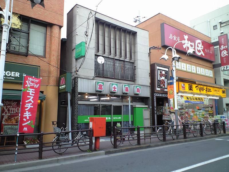 ポスト写真 : 2007-11-26 : キンジ・ワークス前 : 東京都板橋区常盤台四丁目31-5