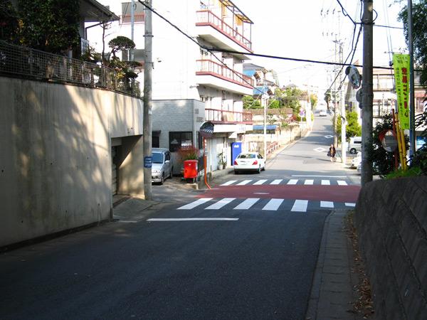 ポスト写真 : 創和建工前(071202) : 創和建工前 : 千葉県松戸市松戸新田168