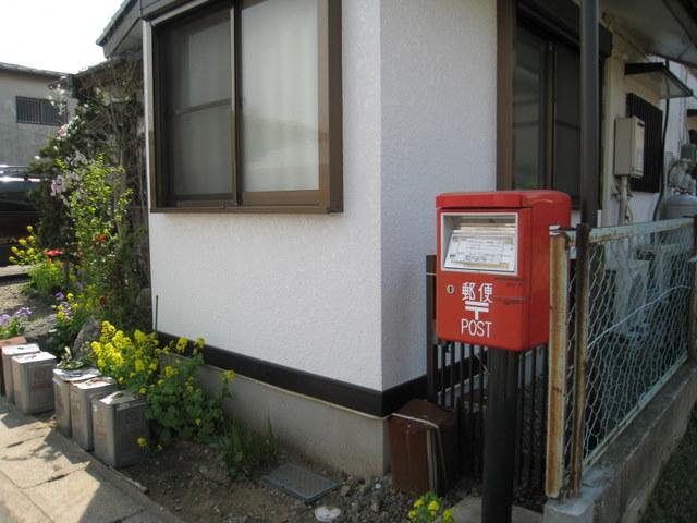 ポスト写真 :  : 食事処月山そば個人住宅 : 千葉県千葉市若葉区西都賀四丁目11-23