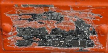 ポスト写真 : 貴志川郵便局 銘板 : 貴志川郵便局の前 : 和歌山県紀の川市貴志川町神戸430-1