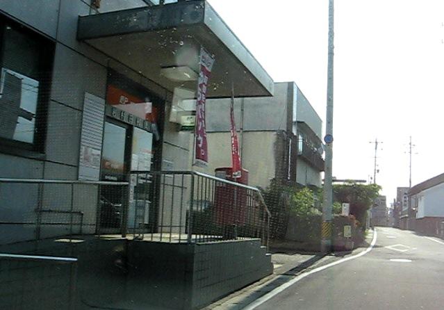 ポスト写真 : 岩村田郵便局前 : 岩村田郵便局の前 : 長野県佐久市岩村田1195-1