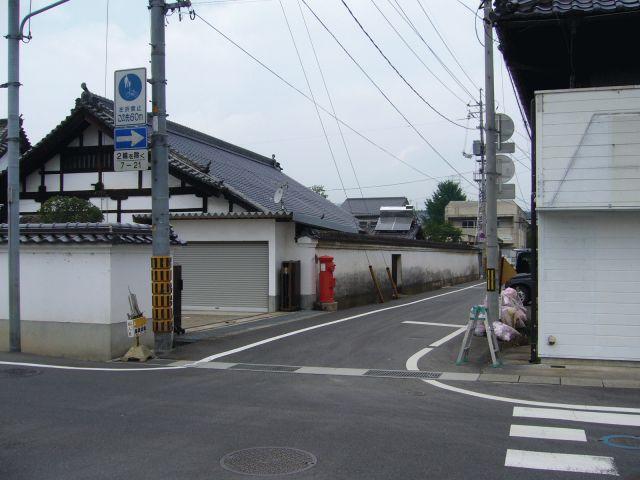 ポスト写真 :  : 寿光寺横 : 岡山県津山市西寺町101