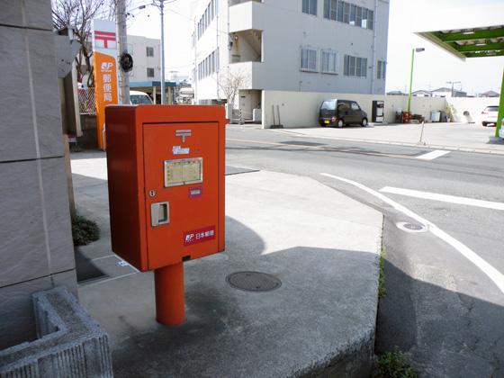 ポスト写真 : 浅野郵便局の前_01 : 浅野郵便局の前 : 香川県高松市香川町浅野844-13