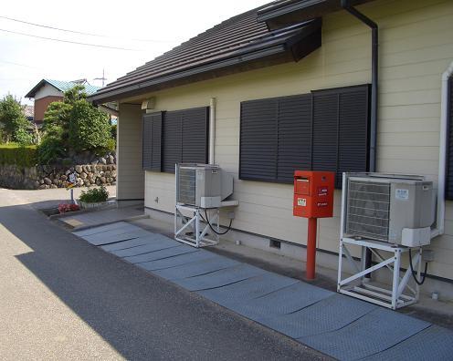 ポスト写真 : 大岡公民館 : 大岡公民館 : 滋賀県犬上郡多賀町大岡179