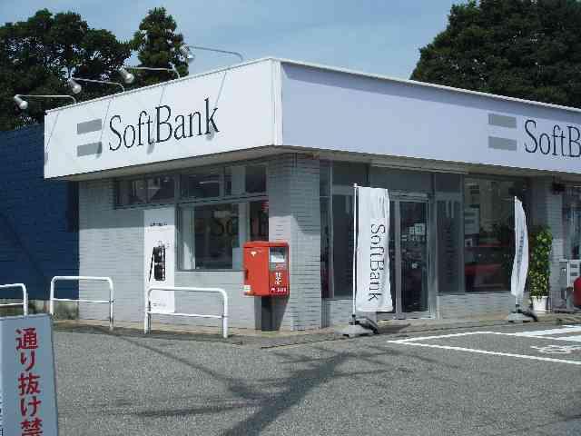 ポスト写真 : 2010年7月撮影。設置場所は変わりませんが店舗が変わりました。 : ソフトバンク豊田の前 : 富山県富山市高園町