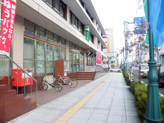 ポスト写真 : 松本郵便局の前_01 : 松本郵便局の前 : 長野県松本市中央二丁目7-5