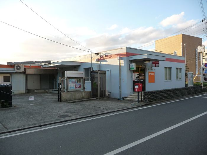 ポスト写真 :  : 坪田郵便局の前 : 東京都三宅村坪田3050