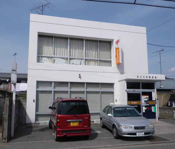 郵便局写真 : 松山久米郵便局 : 松山久米郵便局 : 愛媛県松山市南久米町630-3