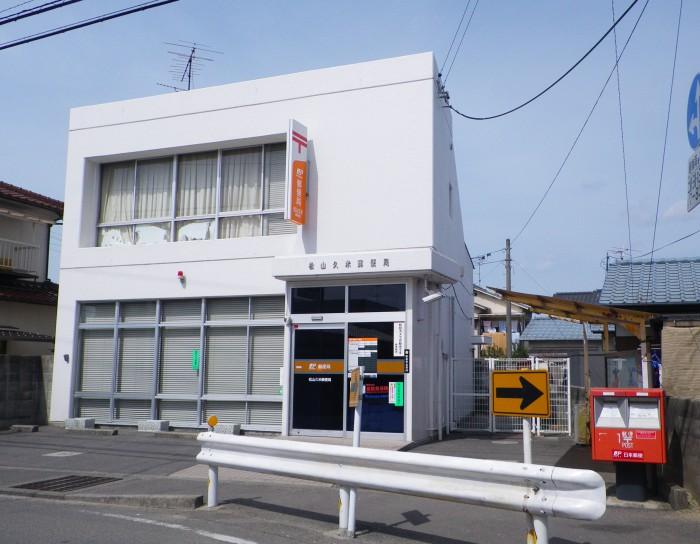 ポスト写真 : 松山久米郵便局の前 : 松山久米郵便局の前 : 愛媛県松山市南久米町630-3