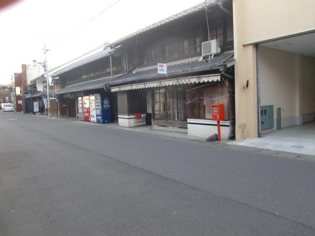 古田時計舖前 設置場所周辺