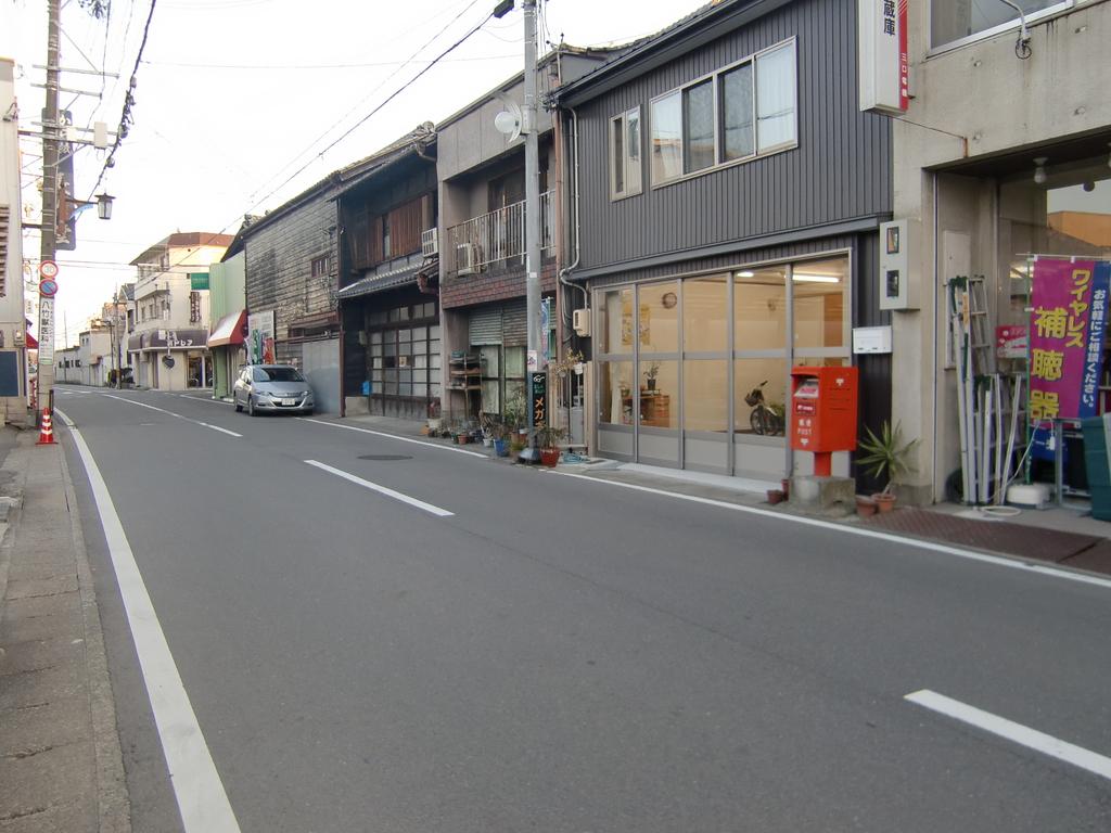 伊藤時計店前 設置場所周辺