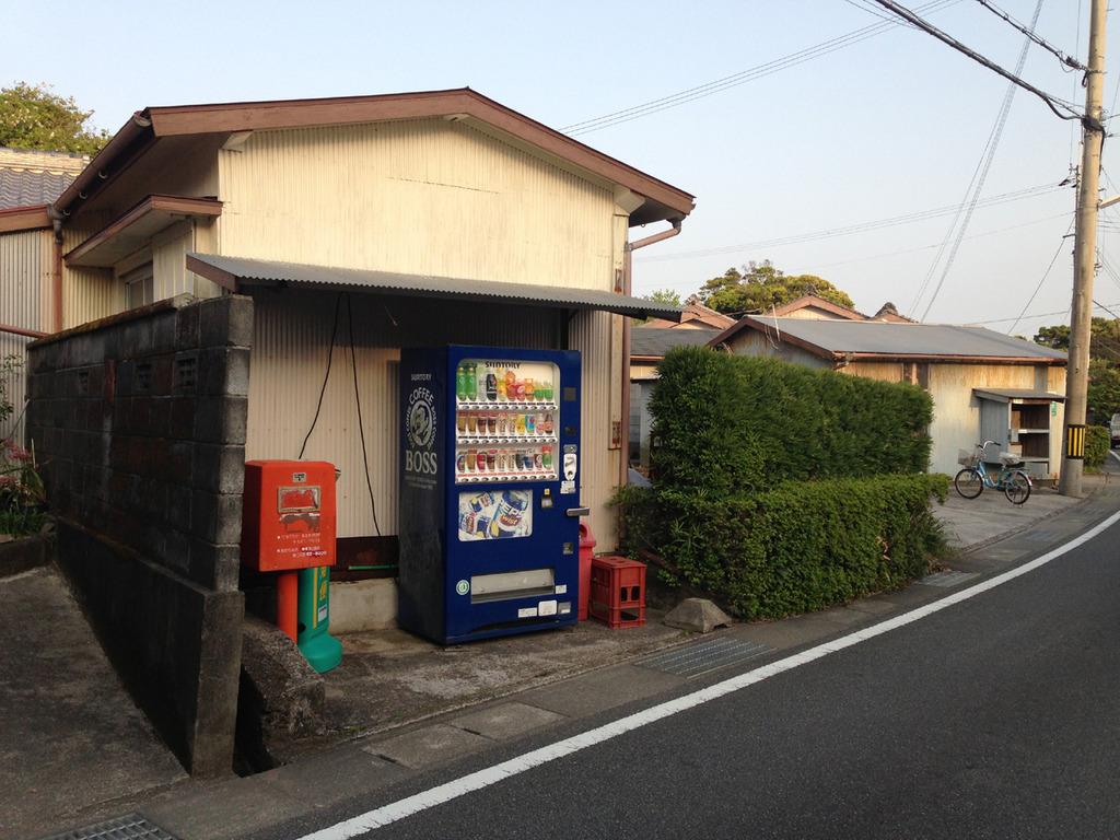 ポスト写真 : 串本町樫野 横から : 串本町樫野 : 和歌山県東牟婁郡串本町樫野546