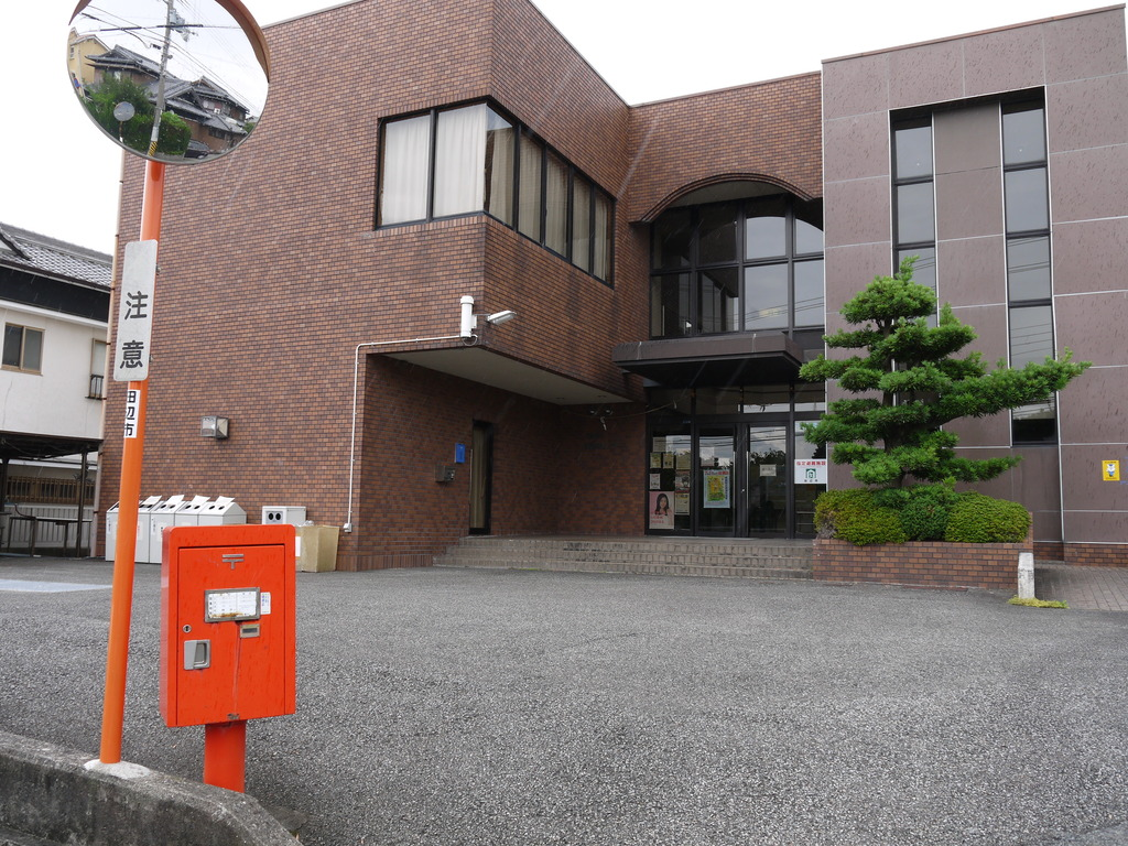 ポスト写真 : 西部センター前 : 市立西部センター前 : 和歌山県田辺市天神崎11-21