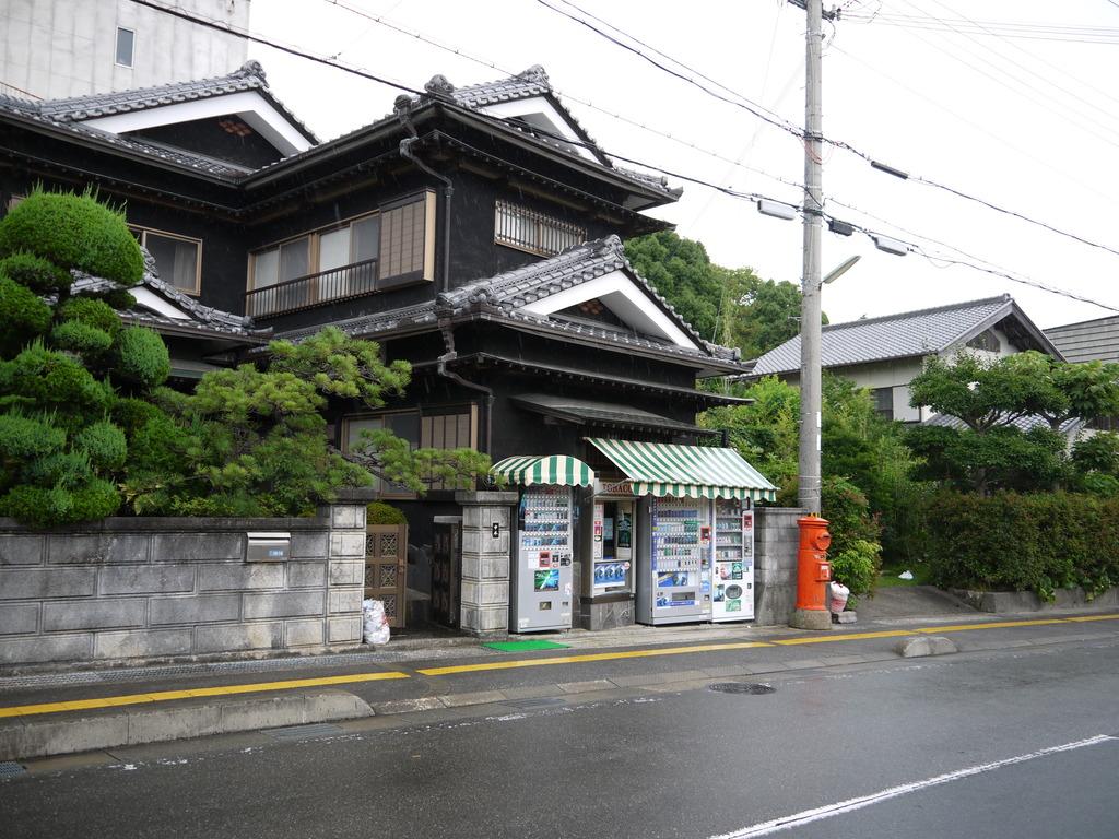 ポスト写真 : 中本タバコ店前 : 中本タバコ店前 : 和歌山県田辺市天神崎16-14