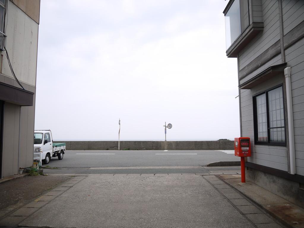 ポスト写真 : 温海船電商会そば : 温海船電商会 : 山形県鶴岡市鼠ケ関横路29-47