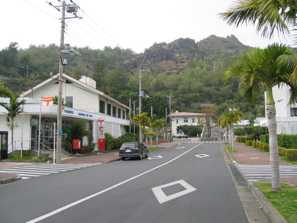 郵便局写真 : 2005/1/28撮影 : 小笠原郵便局 : 東京都小笠原村父島西町