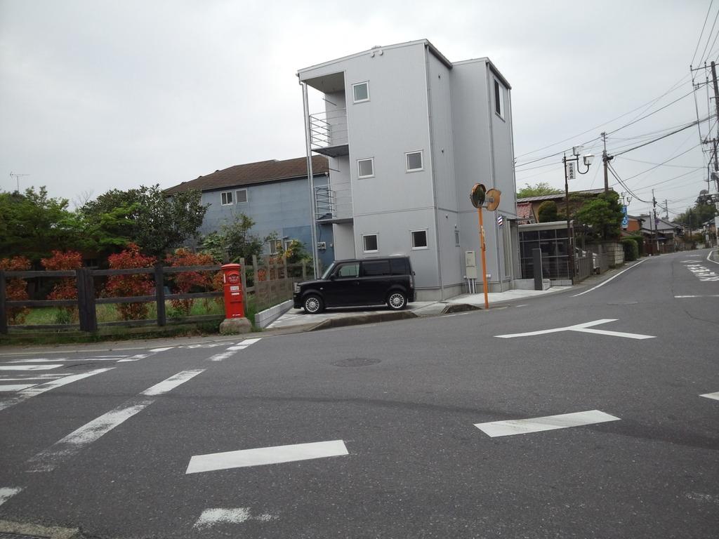 ポスト写真 : 岩沢理容店 2015/4 : 岩沢理容店 : 千葉県成田市寺台452