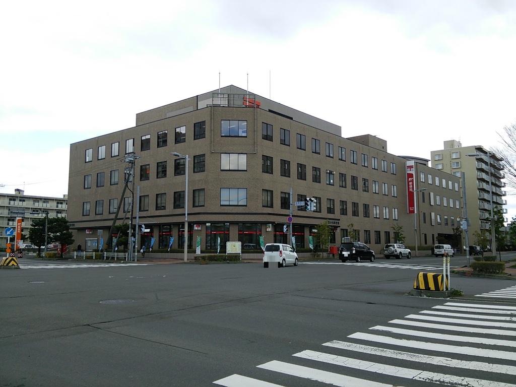 郵便局写真 :  : 苫小牧郵便局 : 北海道苫小牧市若草町四丁目2-8